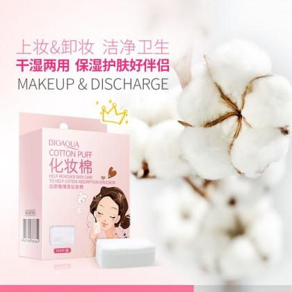 BIOAQUA Makeup Remover Facial Cotton Puff 100pcs