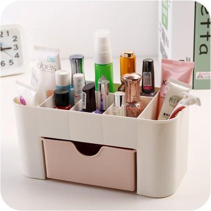Makeup Storage Box Cosmetic Case Lipstick Case Remote Control Case Desktop Organizer